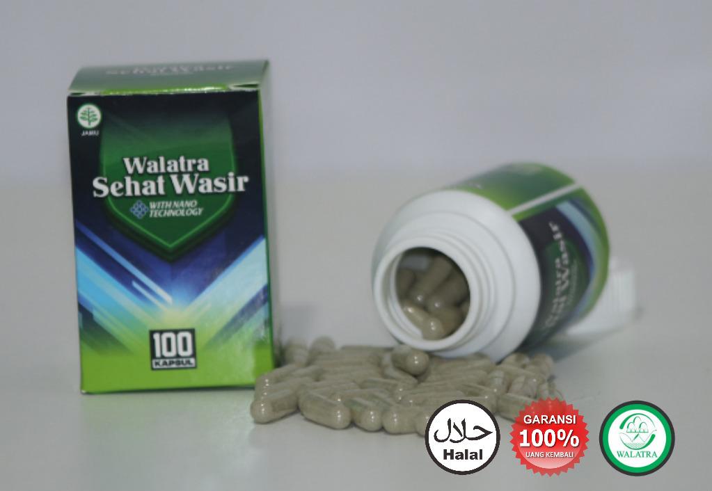 Review Produk Walatra Sehat Wasir - GRATIS ONGKIR Se-Indonesia